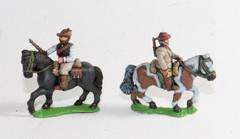 Mounted Infantry - Walking Horses