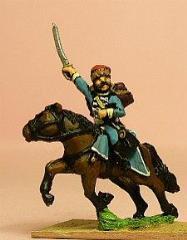 Hussar w/Pelise - Charging