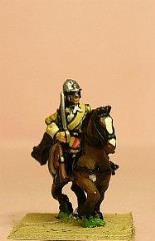 Cuirassier in Pot Helmet - Charging