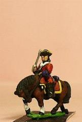 Dragoons in Tricorne w/Sword Drawn