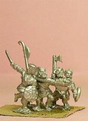 Highlanders - Lesser Armed Clansmen, Assorted