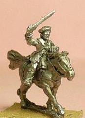 Scots Cavalrymen in Bonnet