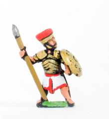 Pelset Heavy Infantry w/Javelin, Two Handed Sword & Shield