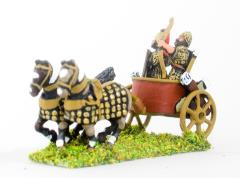 Chariot w/Driver & Archer