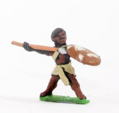 Nubian Javelinmen