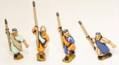 Spearmen - Assorted Poses