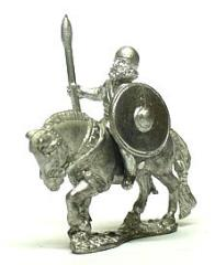 Medium Cavalry w/Javelin & Shield