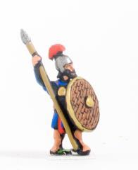 Medium Spearmen w/Round Shield