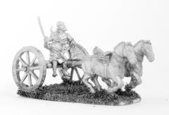 2 Horse Chariot w/Driver & Archer