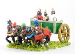 Chariot w/Driver, General & Javelinman