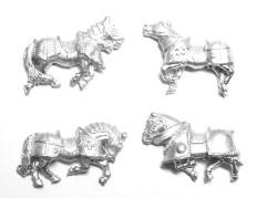 Armored Horses