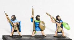 Warband Infantry w/Javelin and Shield