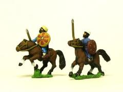 Arab Light Cavalry w/Round Shields