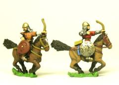 Mounted Armored Archers w/Shields