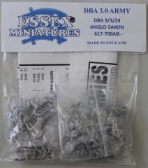 Anglo-Saxon 617-700AD Army Pack