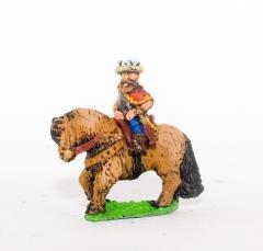 Mounted Dwarven Leaders