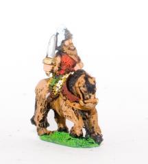 Mounted Dwarves w/Swords