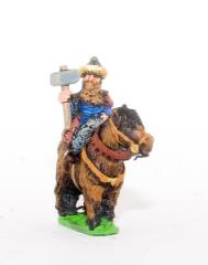 Mounted Dwarves w/Hammer