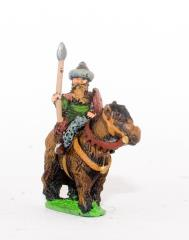 Mounted Dwarves w/Spear