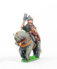 Mounted Dwarves w/Mace