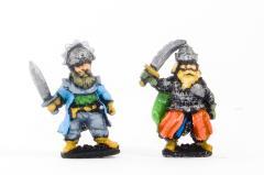 Dwarves w/Swords - Assorted