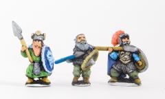 Dwarves w/Spear - Assorted