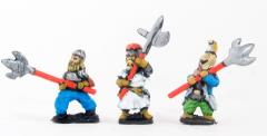 Dwarves w/Halberds - Assorted