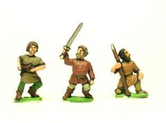 Hordes - Mixed Figures & Weapons