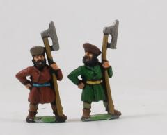 Polish - Foot Axemen, Assorted