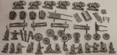 French Artillery & Wagon #1