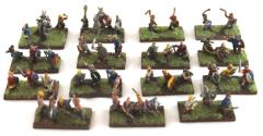German Gaul Army - DBA