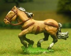 Unarmoured - Medium/Heavy, Galloping w/Legs Bunched