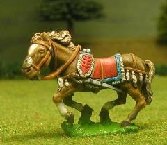 Winged Hussars Horse