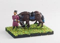 Horseholders w/Horses