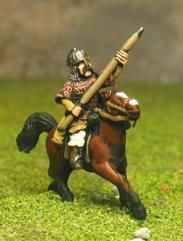 Heavy Cavalry w/Half Armored Horse