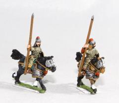 Heavy Cavalry w/Half Armored Horses