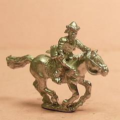 Horse Archer w/Axe