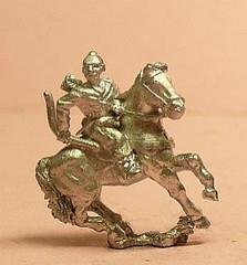 Horse Archer - Forward Firing, Charging