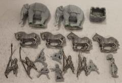 Macedonian Heavy Cavalry & Elephants Collection #1