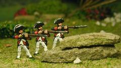 Infantryman Firing
