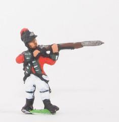Light Infantry - Firing