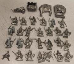 Indian Troops & Elephant Collection #1