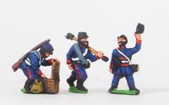 Foot Artillerymen