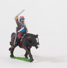 Cavalry - Hussar in Long Jacket & Kepi