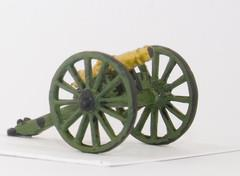 French 4 lb. Cannon