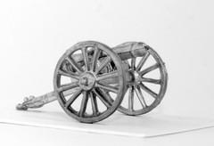 French 12 lb. Cannon