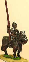 Mounted Knights 1400-1430 w/Full Plate Great Helms, L., & AH.