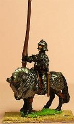 Mounted Knights 1420-1480 w/Full Plate Sallet, L., & AH. #2