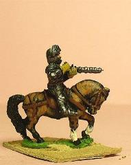 Heavy Mounted Handgunner
