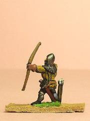 Heavy Archer Firing
